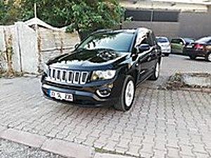 BOYASİZ HATASİZ 162.BİN KMDE Jeep Compass 2.0 Limited
