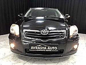 AVRASYA AUTO DAN TOYATA AVENSİS ELEGANT DİZEL Toyota Avensis 2.0 D-4D Elegant