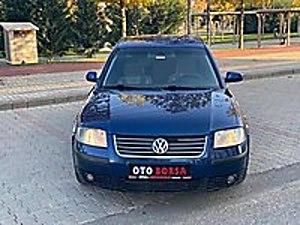 OTO BORSA DAN 2001 PASSAT 1 9 TDI 130HP ÇİFT KIRMIZI Volkswagen Passat 1.9 TDI Comfortline