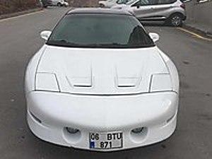 1996 PONTIAC TRANSAM 5.7 TRANS AM T-TOP MANUEL ŞANZUMAN Pontiac Firebird 5.7 V8 Formula