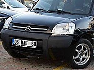 MAZDA OZAN DAN 2006 CITROEN BERLINGO 1.9 D Citroën Berlingo 1.9 D