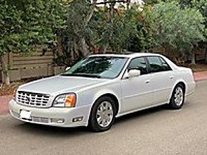 GÖKTUĞ MOTORS DAN EMSALSİZ 2004 MODEL CADİLLAC DEVİLLE DTS Cadillac DeVille 4.6 DTS