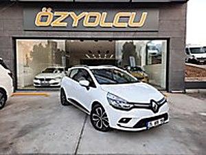 ÖZYOLCU OTOMOTİV ANINDA KREDI IMKANI DEGİSENSİZ CLİO Renault Clio 1.5 dCi SportTourer Touch