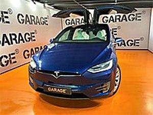 - GARAGE - 2016 TESLA MODEL X 90D Tesla Model X 90D