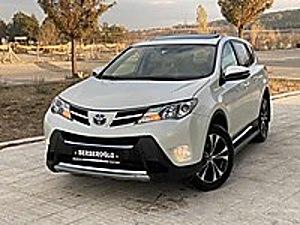 BERBEROĞLU OTOMOTİV DEN 2015 RAV 4 BOYASIZ 4X4 FULL Toyota RAV4 2.0 Multidrive S