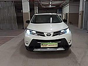 2014 MODEL TOYOTA RAV4 2.0 PREMIUM PLUS LPG Lİ HATASIZ 31000 KM Toyota RAV4 2.0 Multidrive S