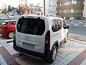 OTOMATİK VİTES. FATURALI Peugeot Rifter 1.5 BlueHDI Allure