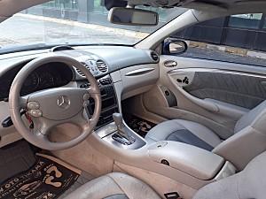 2004 MERCEDES CLK 240 AVANGARD TRİPTONİC SUNRUFLU V6