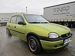 KASTAMONU OTOMOTİV DEN 1998 OPEL CORSA 1.4 SWİNG BENZİN   LPG Opel Corsa 1.4 Swing