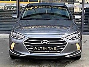 ALTINTAŞ TAN 2017 ELENTRA 1.6 STYLE MANUEL 60.000 KM BOYASIZ LPG Hyundai Elantra 1.6 D-CVVT Style