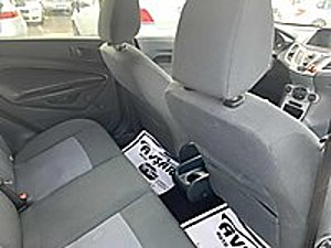 ARAÇ GÖSTERİŞLİ FULL DONANIMLI BAKIMLI VE MASRAFSIZ Ford Fiesta 1.4 TDCi Trend
