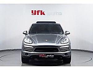 YFK AUTODAN 2011 PORSCHE CAYENNE DİESEL 48 AY KREDİ 48 AY SENET Porsche Cayenne 3.0 Diesel
