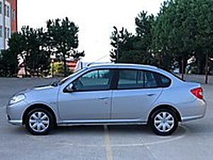---SADECE 35000KM-HATASIZ-2012-SYMBOL-1.2-16V-FABRİKASYON LPG--- Renault Symbol 1.2 Authentique Edition