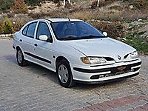 İLK KULLANICISINDAN 99 BEN ESKİTEMEDİM BAŞKASIDA RAHAT KULLANSIN Renault Megane 1.6 RTE