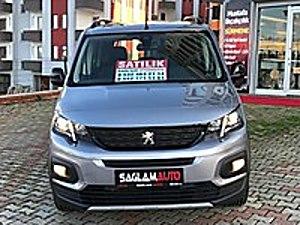 SAĞLAM OTOMOTIVDEN HATASIZ RİFTER Peugeot Rifter 1.5 BlueHDI GT Line