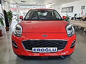 EROĞLU 0.KM KULLANILMAMIŞ 2020 FORD PUMA STYLE KONFOR PAKET  18 Ford Puma 1.0 EcoBoost Style