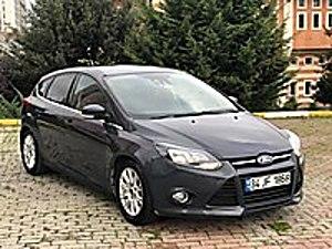 2012 MODEL EMSALSİZ TEMİZLİKTE BAKIMLI MUAYNE YENİİ Ford Focus 1.6 TDCi Titanium