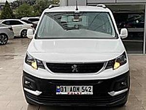 POLAT OTOMOTİV DEN 2019 PEUGEOT RİFTER OTOMATİK HATASIZ 130BG Peugeot Rifter 1.5 BlueHDI Active Comfort
