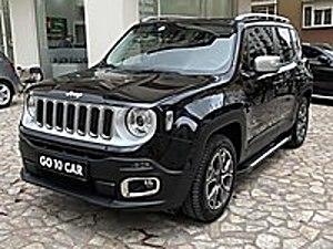 2016 BOYASIZ HATASIZ RENEGADE 75. YILVERSİYON ÖZEL SİPARİŞ 4X4 Jeep Renegade 1.4 MultiAir Limited