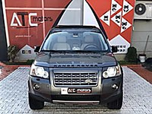 2008 LAND ROVER 4X4 FREELANDER II HSE-C.TAV.K.ISITMA18 J-  ATC  Land Rover Freelander II 2.2 TD4 HSE