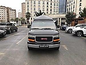 2006 GMC 5.3 DİESEL SAVANA 2500 VİP TASARIM GMC Savana 5.3 V8
