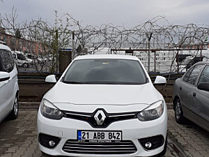 2014 RENAULT FLUENCE 1.5DCİ TOUCH