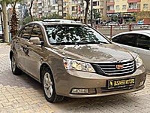 2012 MODEL 1.5 EMGRAND PREMIUM SR   FULL   PAKETTİR Geely Emgrand 1.5 GSL Premium SR