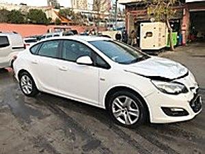 ÇALIŞIR YÜRÜR 2015 OPEL ASTRA SEDAN 1.6I EDITİON LPG Lİ Opel Astra