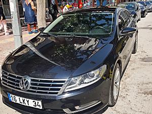 SAHIBINDEN VOLKSWAGEN VW CC 1.4 TSI 2013 MODEL  HATASIZ