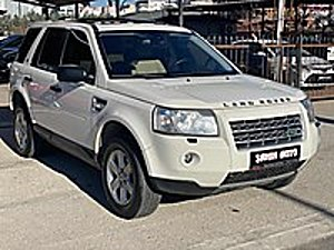 ŞAHİN AUTODAN 2009 LAND ROVER FREELANDER 2 HSE HATASIZ BOYASIZ Land Rover Freelander II 2.2 TD4 HSE