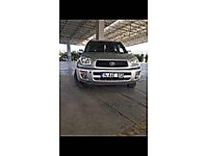 2001 MODEL TOYATA OTOMATİK 4 4 TEK ELDEN KULLANİLDİ Toyota RAV4 2.0