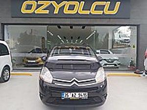 ANINDA KREDI IMKANI TUM BAKIMLARI YENI YAPILMISTIR ÖZYOLCU OTO Citroën C4 Picasso 1.6 HDi SX PK