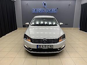 BARON PLAZA DAN 2014 VW PASSAT 1.6 TDİ BMT COMFORTLİNE DSG 165.000 KM