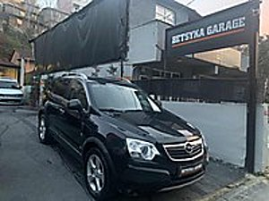 BETSYKA GARAGE-2011 OPEL ANTARA COSMO 2.0 CDTİ 96.000KM 4X4 Opel Antara 2.0 CDTI Cosmo