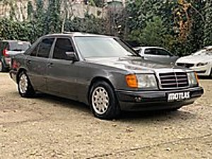 MOTLAS 1989 MODEL MERCEDES 230 E OTOMATİK LPG SUNROOF Mercedes - Benz 230 230 E