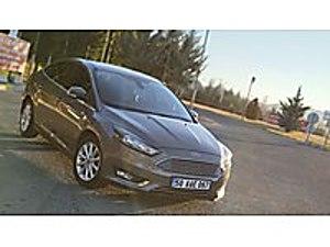 2015 MODEL TİTANİUM FORD FOCUS....  Ford Focus 1.6 TDCi Titanium