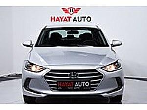2018 HYUNDAİ ELENTRA 1.6 OTOMATİK 29.000 KM HATASIZ BOYASIZ Hyundai Elantra 1.6 D-CVVT Style