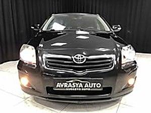 AVRASYA AUTO DAN TOYATA AVENSİS 2.0 DİZEL ELEGANT Toyota Avensis 2.0 D-4D Elegant