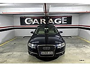The GARAGE DAN Audi A6 Sedan 2.0 TDI140 HP LİK Audi A6 A6 Sedan 2.0 TDI