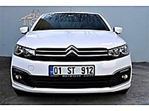 TAMAMINA KREDİ İMKANI AUTO CITY DEN Citroën C-Elysée 1.5 BlueHDI Feel
