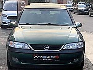1996 MODEL OPEL VECTRA 2.0 BENZIN LPG SUNROOF DAHİL EN DOLUSU Opel Vectra 2.0 CD