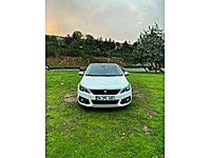 ORAS DAN 2020 MODEL 308 TAM OTOMATİK CAMTAVANLI BOYASIZ 14 000KM Peugeot 308 1.5 BlueHDI Style