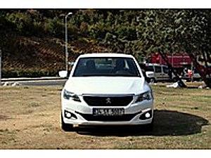 ORAS DAN 2017 MODEL PEUGEOT 301 EURO 5 1 6 HDİ ACTİVE YENİ KASA Peugeot 301 1.6 HDi Active