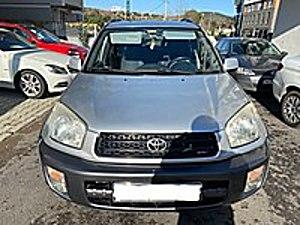 TOYOTA RAV4 2.0 MOTOR 4x4 OTOMATİK Toyota RAV4 2.0