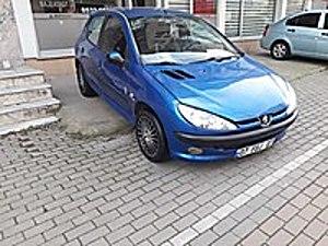 Satılık pejo 206 Peugeot 206 1.4 XT
