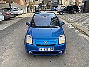 MASRAFSIZ OTOMATİK LPG HİÇ TAKILMAMIŞ BAKIMLI Citroën C2 1.6 VTR