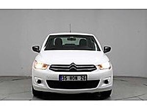 30 DK KREDİN HAZIR-2014 DİZEL KOMPLE BAKIMLI TEMİZ ATTRACTİON Citroën C-Elysée 1.6 HDi  Attraction
