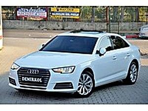 DİZEL 19O-BG F1 DESİGN SUNROOF LED-XENON BEJ-DERİ ISITMA BOYASIZ Audi A4 A4 Sedan 2.0 TDI Design