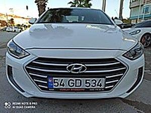 2017 Model Hyundai Elantra 1.6 D-CVVT Style TR de TEK   Hyundai Elantra 1.6 D-CVVT Style