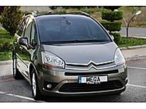 Mega Otomotiv. 2008 Citroen C4 GRAND PİCASSO   CAM TAVAN   7KİŞİ Citroën C4 Grand Picasso 1.6 HDi